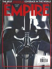 Empire Magazine (UK) June 2005 Issue 192 Star Wars Revenge of the Sith EP III