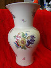 Vintage Floral Porcelain Vase Thomas R Germany 431461