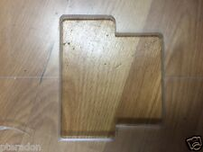 "Floyd Rose Recessed 1/4"" plexiglas route plate front only"