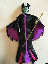 **Barbie Disney Malefiz/Maleficent Puppe super selten**