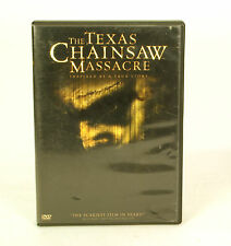 Texas Chainsaw Massacre  used DVD Horror Movie Classsic