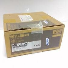 MITSUBISHI ELECTRIC 200-230V SINGLE PHASE SERVO AMPLIFIER MR-J2-70C NEW