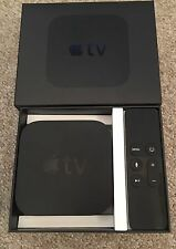 Apple TV 4th Gen 64gb  Black also included 1.8m Apple HDMI Cable.