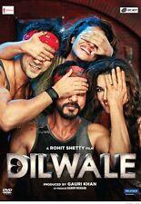 Dilwale - Original 2 DVD Pack - Shahrukh Shah Rukh, Kajol, Varun, Kriti