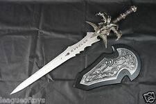 Frostmourne Sword Lich King World of War craft WOW Metal Stainless New Replaca