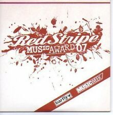 (785H) Red Stripe Music Award 07, Music Week 2007 CD