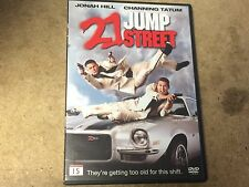 * NEW DVD Film * 21 JUMP STREET * DVD Movie *