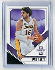 PAU GASOL #55 Lakers 2013/14 Panini Innovation Purple View only 60 Made
