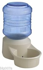 3 Quart Pet Lodge Deluxe Water Tower.  Dog or Cat.  Made in U.S.A.
