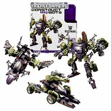 TRANSFORMERS CONSTRUCT BOTS BLITZWING TRIPLE CHANGER SOUNDWAVE OPTIMUS PRIME