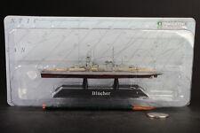 Deagostini German Empire SMS Blücher Armored Cruiser Battleship 1/1250 Model