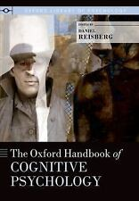 THE OXFORD HANDBOOK OF COGNITIVE PSYCHOLOGY - NEW PAPERBACK BOOK