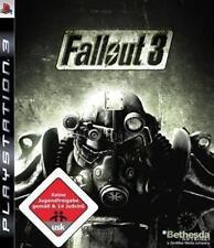 Playstation 3 FALLOUT 3 Deutsch Sehr guter Zustand