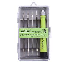 5 Pcs Portable Precision Professional Screwdriver Repair Hand Tool Kit Set