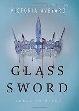 Glass Sword (Red Queen) by Victoria Aveyard (Hardcover)FREE SHIPPING (BRAND NEW)