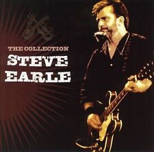 STEVE EARLE - THE COLLECTION - CD