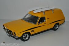 1:18 Scale Biante Model Cars Holden HQ Sandman Panelvan - Chrome Yellow