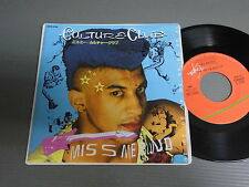"CULTURE CLUB Japan 7""/45, MISS ME BLIND"