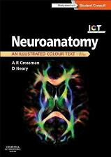 FAST SHIP - CROSSMAN NEARY 5e Neuroanatomy: an Illustrated Colour Text       AY1