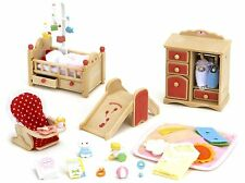 Sylvanian Families - Baby Room Set - Brand New