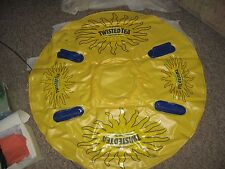 New Twisted Tea branded Snow Tube - adult size