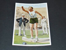 LOS ANGELES 1932 J.O. OLYMPIC GAMES OLYMPIA DECATHLON JANIS DIMSA LETTONIE