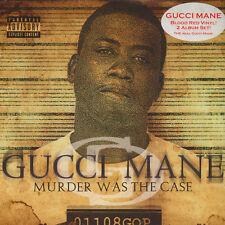 Gucci Mane - Murder Was The Case (Vinyl LP - 2009 - US - Original)