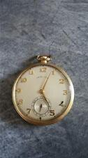 VINTAGE 12 SIZE HAMILTON POCKETWATCH MOVEMENT GRADE 917