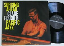 CLARE FISCHER SURGING AHEAD ORIG JAPAN PACIFIC JAZZ LP MINT-