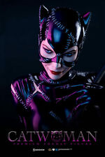 Sideshow Collectibles Catwoman Michelle Pfeiffer Premium Format Statue DC