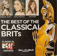 The best of classical brits promo CD album 15 tracks Lesley Garrett & many more