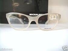 Michalsky Germany 49-18 Small White Eyeglass Frame Glasses Womens Retro Cat Eyes