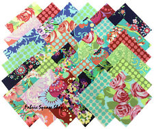 "SQ77 Amy Butler LOVE Precut 6.5"" Fabric Cotton Quilting Squares Westminster"