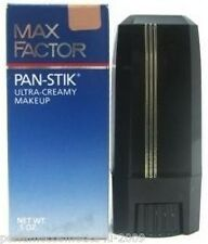 PAN-STIK MAX FACTOR ULTRA CREAMY MAKEUP MEDIUM / COOL # 3 NIB