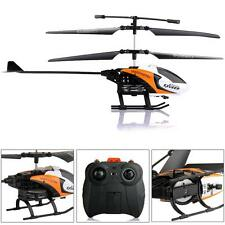 S126 2CH IR Radio Remote Control RC Helicopter Heli Gyro for Kid Gift Orange