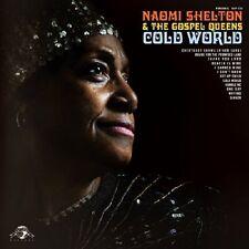 Naomi Shelton & The Gospel Queens Cold World Vinyl LP Record daptone james brown
