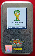 **FIFA World-Cup Brasil 2014**1 Display **Metallbox**Panini**