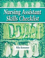 Nursing Assistant Skills Checklist-ExLibrary