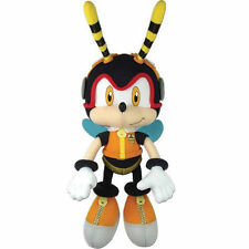 """NEW AUTHENTIC 10"""" Charmy Bee Stuffed Plush Doll (GE-52680) Sonic the Hedgehog"""