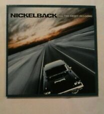 Nickelback - All the Right Reasons (CD) Brand New Not Sealed.