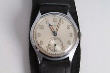 Antique Vintage Old Military Mimo Girard Perregaux Mens Wrist Watch