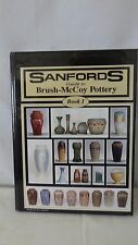 The Guide To Sanford Brush Mccoy Pottery Book 1 #H573