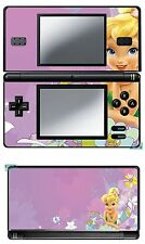 SKIN DECAL STICKER DECO FOR NINTENDO DS LITE REF 10 TINKER BELL
