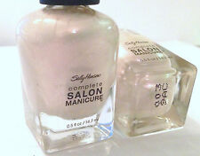Sally Hansen Complete SALON MANICURE Nail Polish # 150 Angel Wings HOLOGRAPHIC