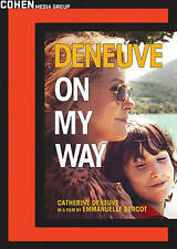 On My Way (DVD, 2014)France/Deneuve/Road Trip Turns to Voyage of Discovery