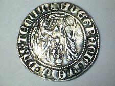 REGNO DI NAPOLI SALUTO D'ARGENTO CARLO II D'ANGIO' 1285-1309 SPL