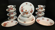 ROYAL ALBERT CENTENNIAL ROSE BONE CHINA 33 PIECES ENGLAND