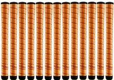 "Winn Excel Oversize (+1/8"") 7715W-CP Golf Grips - Copper - Set of 13"