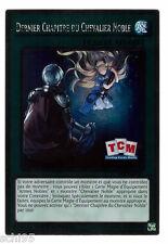 """Yu-Gi-Oh - """"Dernier Chapitre du Chevalier Noble"""" NKRT-FR017 - Platinum rare"""