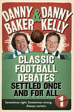 Classic Football Debates Settled Once and For All, Vol.1: v. 1,GOOD Book